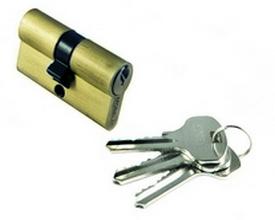 Ключевой цилиндр Morelli 60C AB