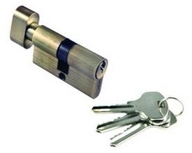 Ключевой цилиндр Morelli 60CK AB