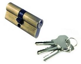 Ключевой цилиндр Morelli 70C AB