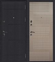 Стальная дверь Колизей капучино