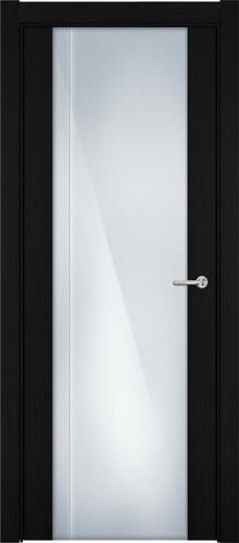 Status Futura 331 дуб черный стекло каленое 8мм с вертикальной гравировкой