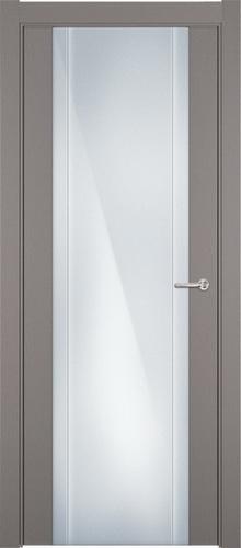 Status Futura 332 грей стекло каленое 8мм с вертикальной гравировкой