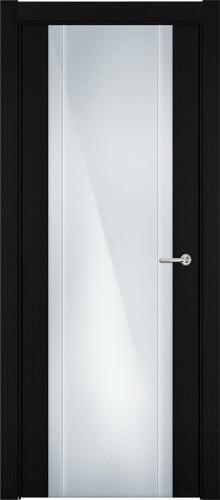 Status Futura 332 дуб черный стекло каленое 8мм с вертикальной гравировкой