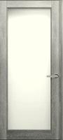 Status Classic 552 дуб серый стекло сатинато белое матовое