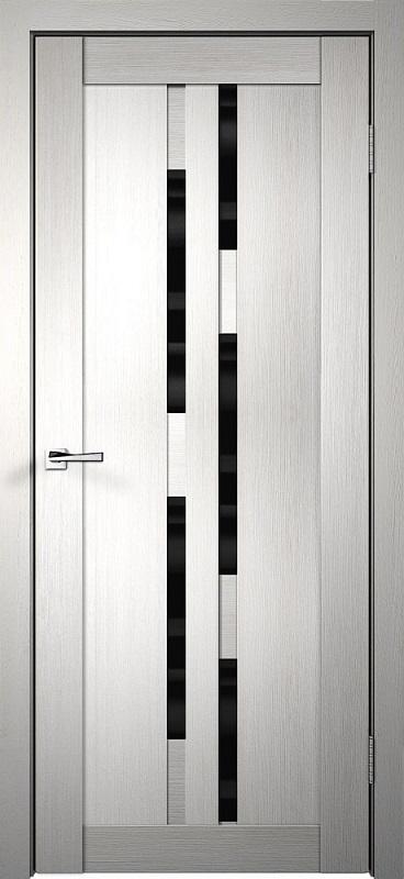 Velldoris Unica 7 3D Flex ПО белый стекло лакобель черный