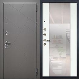 Стальная дверь Гранит Ультра C3 Зеркало