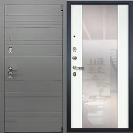 Стальная дверь Гранит C9 Зеркало