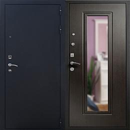 Стальная дверь Гранит Ультра Престиж (венге)