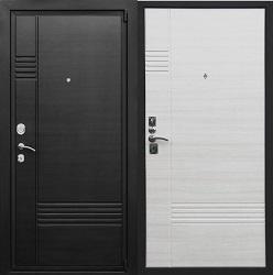 Стальная дверь Гранит Т3 (клен)