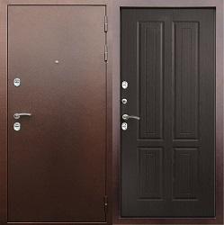 Стальная дверь Гранит Терморазрыв (венге)