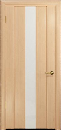 Арт Деко Стайл Амалия-1 беленый дуб триплекс белый