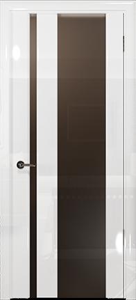 Арт Деко Vatikan Premium Глянец Спациа-5 белый глянец триплекс мокко