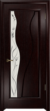 Арт Деко Элегант Нобилта венге ПО с рисунком «Канна»