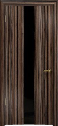 Арт Деко Стайл Амалия-1 эбен триплекс черный