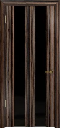 Арт Деко Стайл Амалия-2 эбен триплекс черный