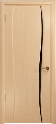 Арт Деко Стайл Лиана-1 беленый дуб триплекс черный