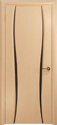 Арт Деко Стайл Лиана-2 беленый дуб триплекс мокко