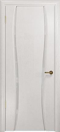 Арт Деко Стайл Лиана-2 ясень белый триплекс белый