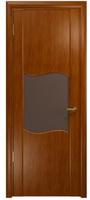 Арт Деко Стайл Луника-5 анегри темный стекло тонированное
