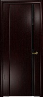 Арт Деко Стайл Спация-1 венге триплекс черный