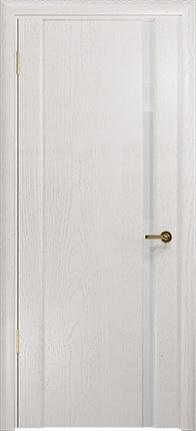 Арт Деко Стайл Спация-1 ясень белый триплекс кипельно белый