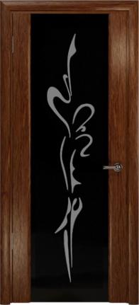 Арт Деко Стайл Спация-3 сукупира триплекс черный с рисунком
