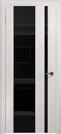 Арт Деко Стайл Спация-5 ясень белый триплекс черный