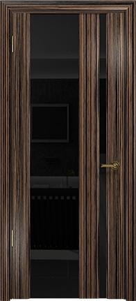 Арт Деко Стайл Спация-5 эбен триплекс черный