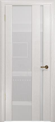 Арт Деко Стайл Спация-5 ясень белый триплекс кипельно белый