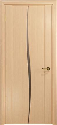 Арт Деко Стайл Спация Лепесток беленый дуб триплекс тонированный