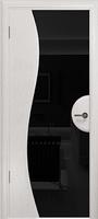 Арт Деко Стайл Ветра-1 ясень белый триплекс черный