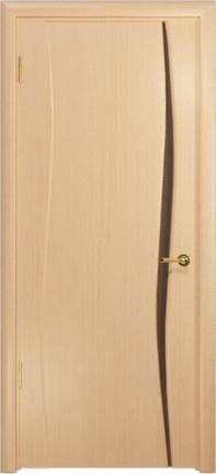 Арт Деко Стайл Вэла-1 беленый дуб триплекс тонированный