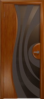 Арт Деко Стайл Ветра-1 анегри темный триплекс тонированный с рисунком