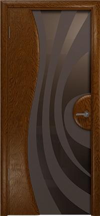 Арт Деко Стайл Ветра-1 терра триплекс мокко с рисунком