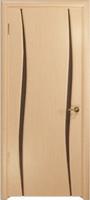 Арт Деко Стайл Вэла-2 беленый дуб триплекс тонированный