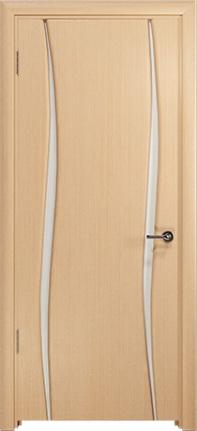 Арт Деко Стайл Вэла-2 беленый дуб триплекс белый