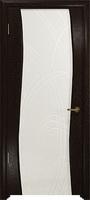 Арт Деко Стайл Вэла фуокко триплекс белый с гравировкой