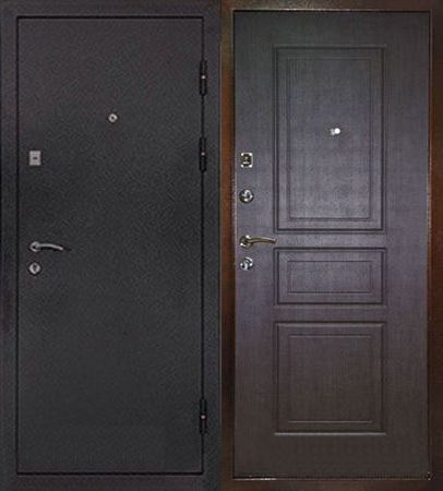 Стальная дверь Кондор Модель - Кондор- 8 Венге