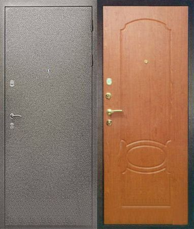Стальная дверь Логика Модель - Эконом plus
