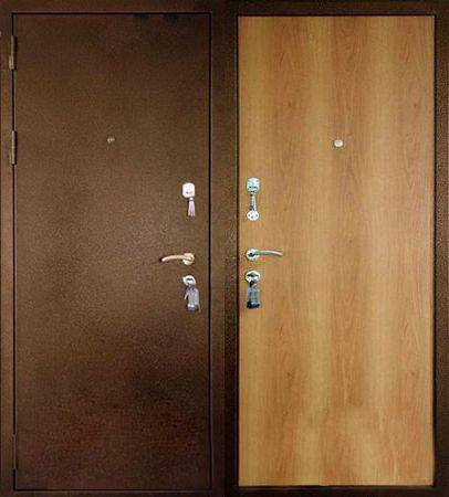 Стальная дверь Аргус Модель - Аргус 3