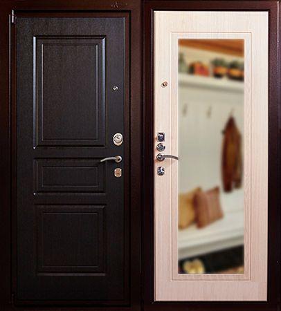 Стальная дверь Аргус Модель - Рубеж  М-3
