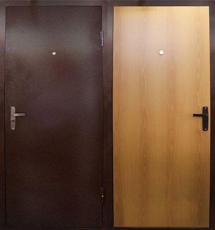 Стальная дверь Valberg Модель - BMD-1