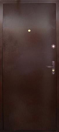 Стальная дверь Valberg Модель - BMD-2/2DD