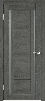 Velldoris Duplex 2 ПО дуб шале графит стекло «Мателюкс»