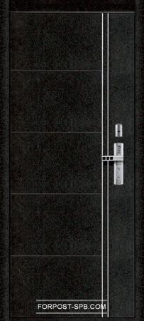 Стальная дверь Форпост Модель 128С
