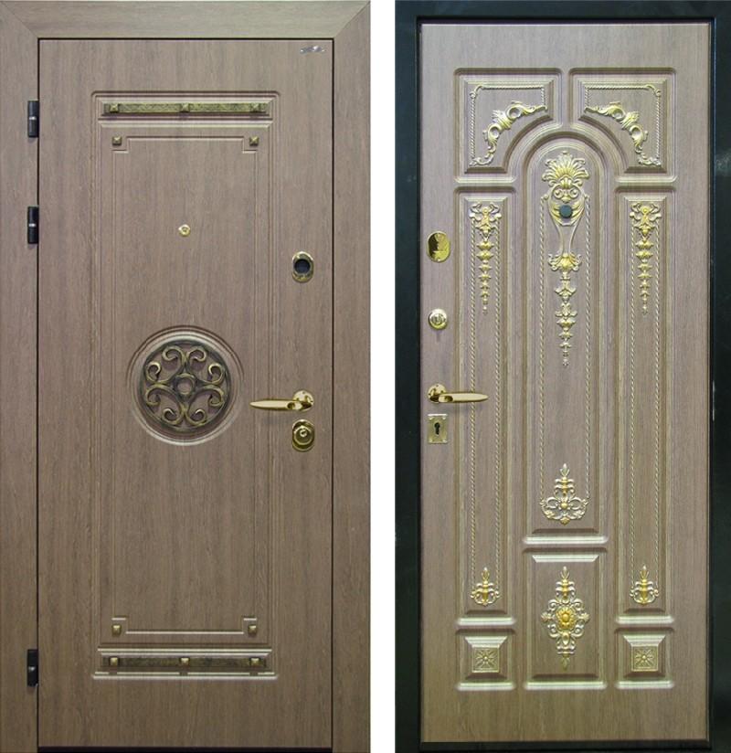 Стальная дверь Двери-Сталь 1034