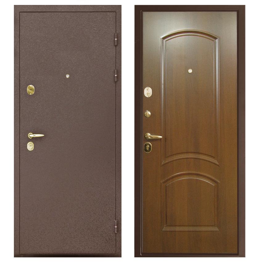 Стальная дверь Sfera 550