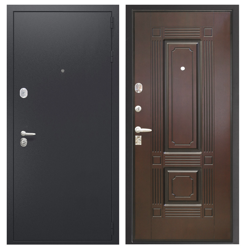 Стальная дверь Двери-Сталь 1040