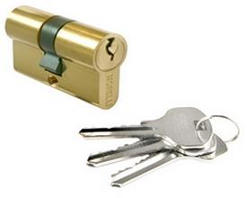 Ключевой цилиндр Morelli 50C PG