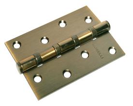 Петля стальная универсальная с 4-мя подшипниками Morelli  MS 100X70X2.5-4BB COF